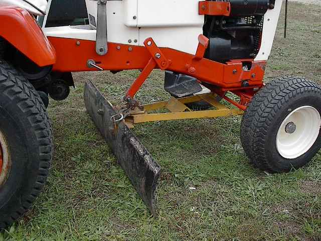 Sleeve Hitch On A 738 Mytractorforum Com The