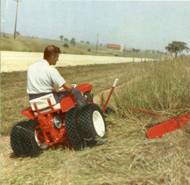 Lawn Tractor Dual Wheels : Dual wheels page garden tractor forum gttalk